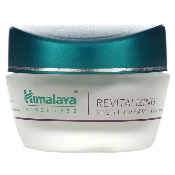 Himalaya, Revitalizing Night Cream, 1.69 oz (50 ml)