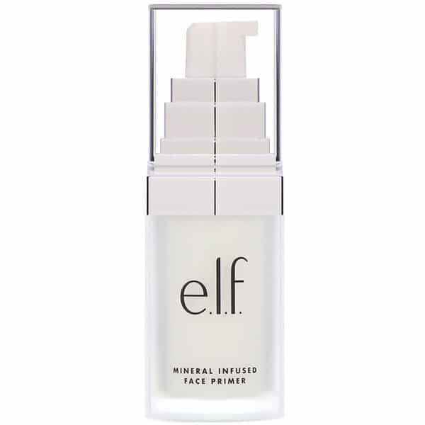 E.L.F., Mineral Infused Face Primer, Clear, 0.49 oz (14 g)
