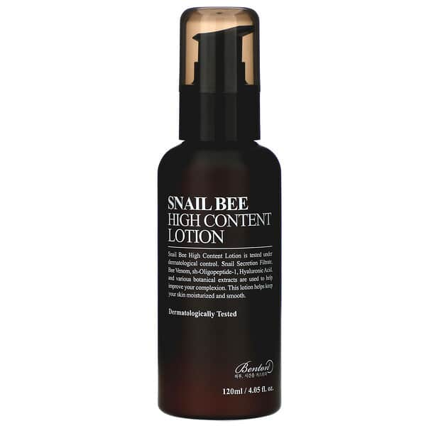 Benton, Snail Bee, High Content Lotion, 120 ml