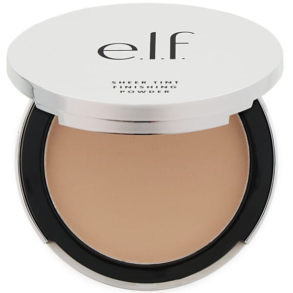 E.L.F., Beautifully Bare, Sheer Tint Finishing Powder, Light/Medium, 0.33 oz (9.4 g)