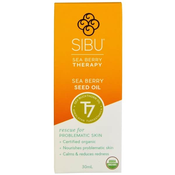 Sibu Beauty, Organic, Sea Berry Seed Oil, 30 ml