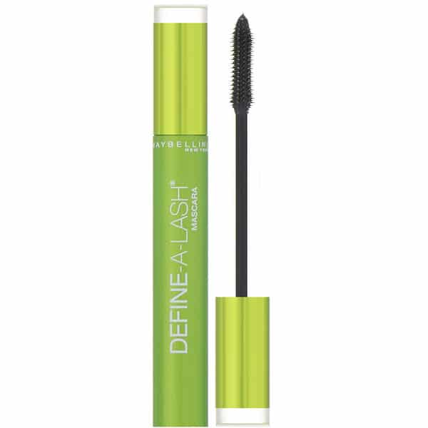Maybelline, Define-A-Lash, Lengthening Mascara, 801 Very Black, 0.22 fl oz (6.5 ml)