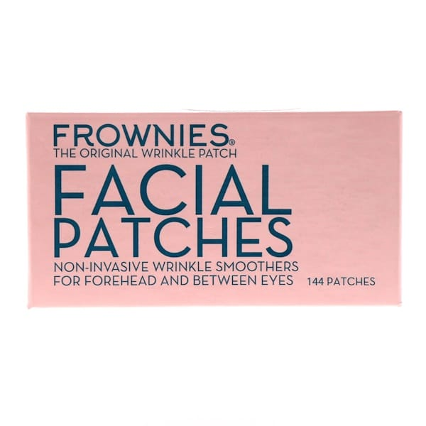 Frownies, Facial Patches, For Foreheads & Between Eyes, 144 Patches