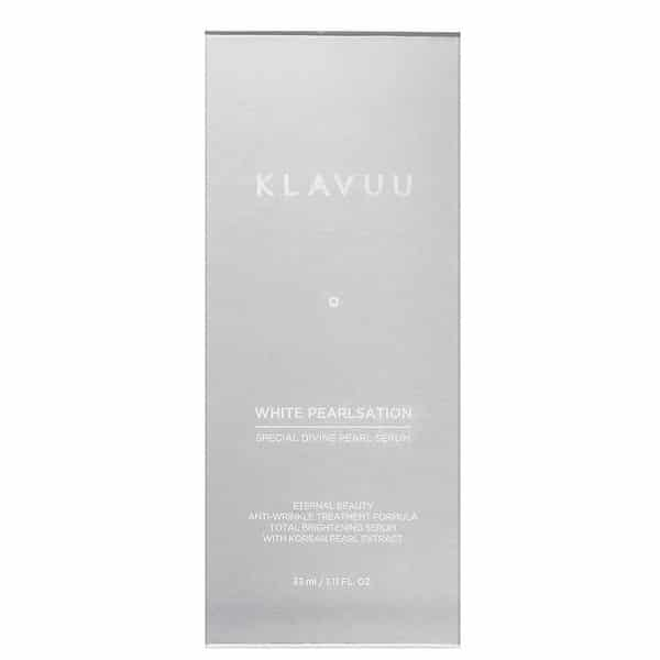 KLAVUU, White Pearlsation, Special Divine Pearl Serum, 1.11 fl oz (33 ml)
