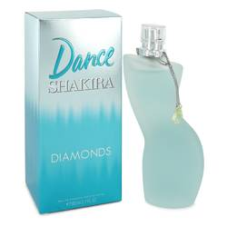 SHAKIRA DANCE DIAMONDS EDT FOR WOMEN