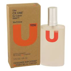 PARFUMS DE COEUR DESIGNER IMPOSTERS U YOU EDC FOR UNISEX