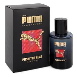 PUMA PUSH THE HEAT EDT FOR MEN