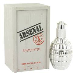 GILLES CANTUEL ARSENAL PLATINUM EDP FOR MEN