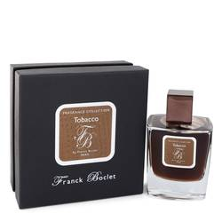 FRANCK BOCLET TOBACCO EDP FOR MEN