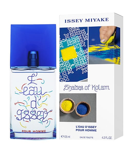 ISSEY MIYAKE L'EAU D'ISSEY SHADES OF KOLAM POUR HOMME EDT FOR MEN