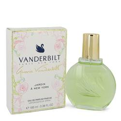 GLORIA VANDERBILT VANDERBILT JARDIN A NEW YORK FRAICHE EDP FOR WOMEN