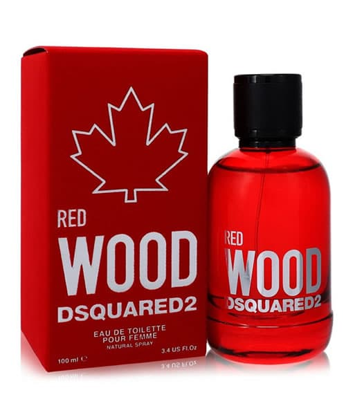 DSQUARED2 RED WOOD POUR FEMME EDT FOR WOMEN