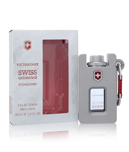 VICTORINOX SWISS UNLIMITED SNOWPOWER EDT FOR MEN