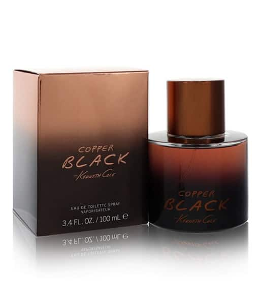 KENNETH COLE COPPER BLACK EDT FOR MEN