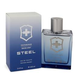 SWISS ARMY STEEL EDT FOR MEN