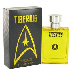 STAR TREK TIBERIUS EDT FOR MEN